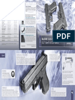 GLOCK Gen 5 Flyer with Specs