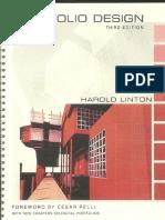 Portfolio Design Harold Linton 3rd Edition.pdf
