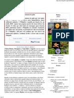 Plantae – Wikipédia, A Enciclopédia Livre