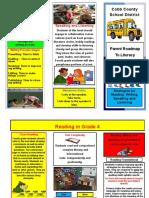 4th ccsd parent road map