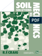 R. F. Craig (Auth.)-Soil Mechanics_ Solutions Manual-Springer US (1992)