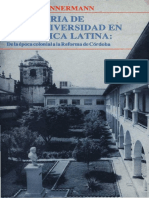 Univerdidad Latinomaerica, Historia