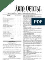 PCDF homologação