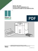 Manual Advia 60 Ct Español