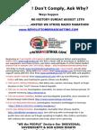 UWS Schedule August 15