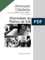 Diversidade Do Público Da Eja