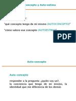 3.5. Presentacion Autoconcepto y Autoestima