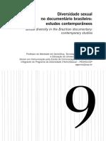 Diversidade Sexual No Documentário Brasileiro Estudos Contemporâneos