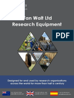 Soil Research Equipment Brochure