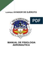 Manual de Fisiologia Aeronautica