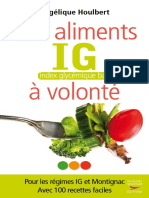 Extrait 100 Aliments Ig a Volonte