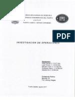 Merv Ejercicio Investigacion de Operaciones