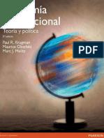 Economia Internacional - Krugman, Obstfeld y Melitz 9a Edición