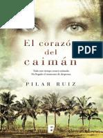 Corazon Del Caiman, El - Pilar Ruiz