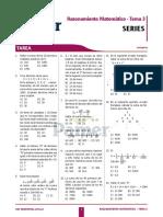 Series - Razonamiento Matematico
