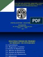 2da UNIDAD INSTALACIONES I 2016-I.pdf