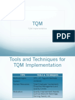 tqm assignment business process marine biology t qm implementation