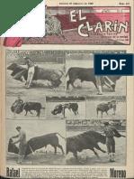 El Clarín (Valencia). 25-8-1928