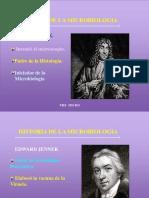 Generalidades de La Microbiologia