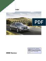 BMW 02_F10 Powertrain