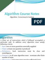 Correctness Analysis1