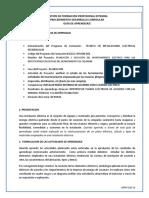 Gfpi-f-019 Formato Guia de Aprendizaje Once Cuadro de Cargas