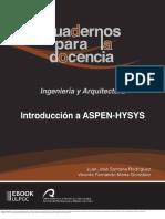 Introducci n a ASPEN HYSIS 1 a 97