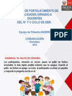 Ppp Comunicacion III Taller