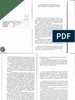 Weber - La Objetividad Del Conocimiento en Las Ciencias y La Politica Sociales