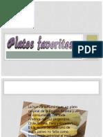Platos Favoritos Santivañez