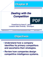 Kotler08exs - Dealing With Competition