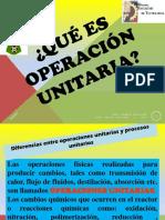 Clase 2 Que Es Operaciones Uni.