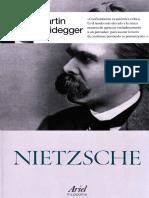 Heidegger, Martin - Nietzsche