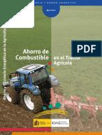 Ahorro de Combustible en El Tractor Agricola - España