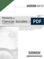 Independencia de Chile, Organización de La República y Solución Portaliana, La Hegemonía Liberal y La Expansión de La Economía y Del Territorio (3)