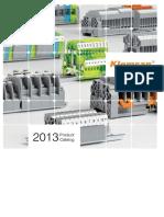 Klemsan Terminal Block Catalog.pdf
