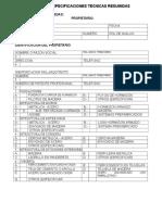 Especificaciones Tecnicas Resumidas Corregidas