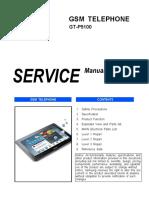 Samsung Gt-p5100 r1.0 Service Manual
