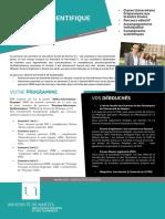 Plaquette PSR 2017-2018