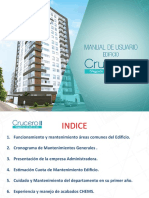 Manual de Usuario Edificio