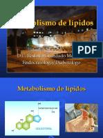 Lipidos y Dislipidemias