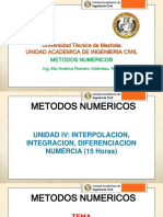 10 Clase de Metodos Numericos