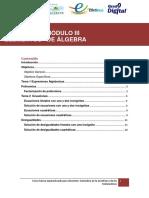 Manual Modulo3CB