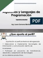 """Algoritmos y Lenguajes de Programaciã""""n Industrial"""