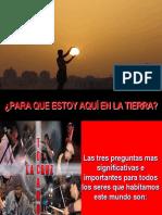 PARA QUE ESTOY AQUÍ EN LA TIERRA (UNA VIDA CON PROPOSITO).ppt