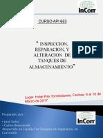 Documentos_Programa Preparación Inspectores API 653 2