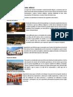 Atracciones en Querétaro