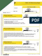 Sertifikat TOEFL ITP 2
