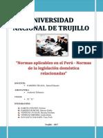 g2 Normas Domesticas