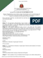 Decreto 12342 de 1978 - Codigo Sanitario SP.pdf